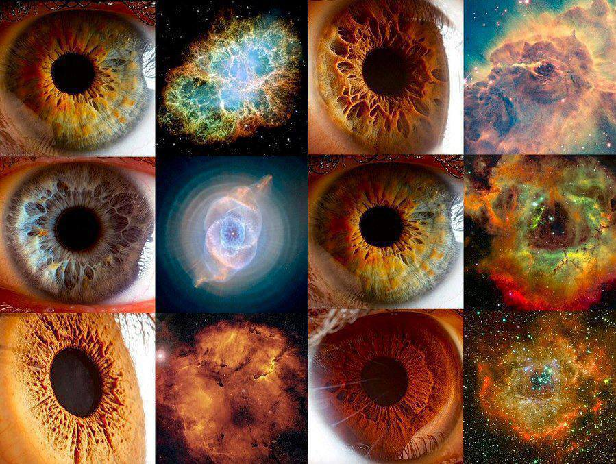 universal eye