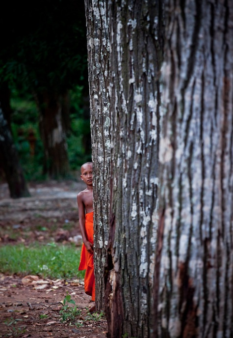 young monk2