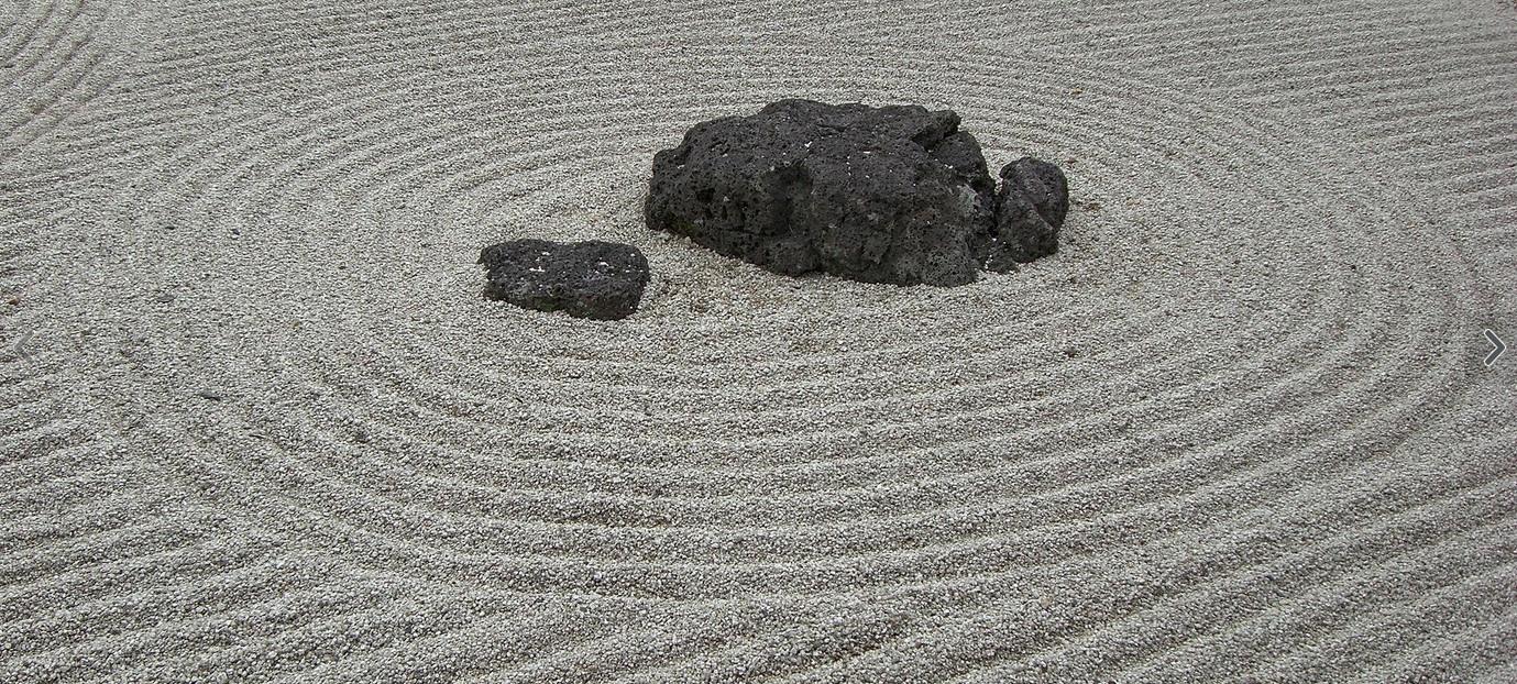 serenity zen garden