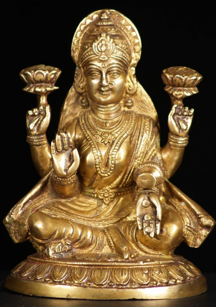 1-seated-lakshmi-statue