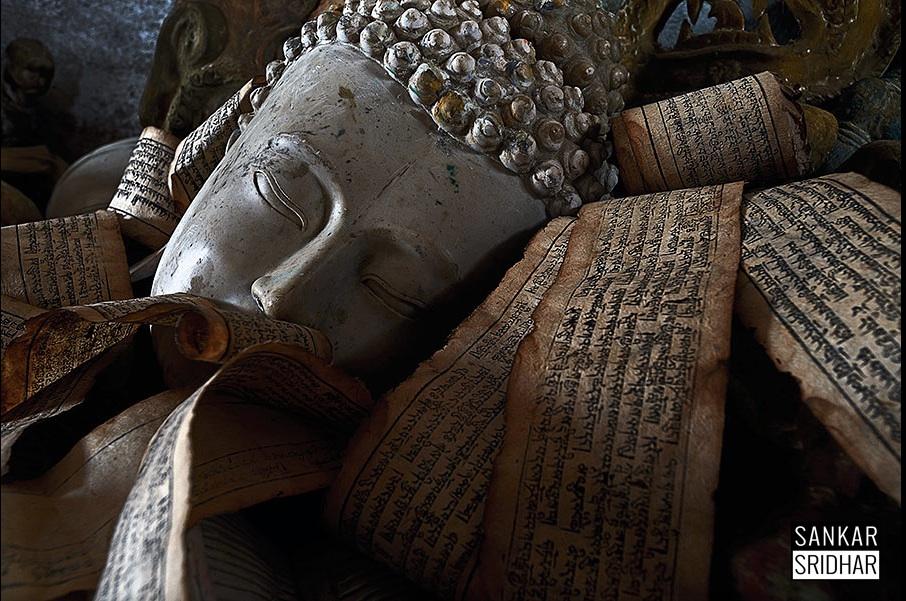 Buddha prayers